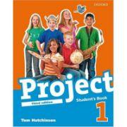 Limba engleza (L1)- Manual pentru clasa a V-a (Project English)