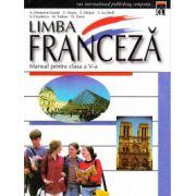 Manual de limba franceza, clasa V-a
