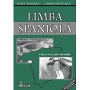 Manual de limba spaniola, clasa VI-a Anul II de studiu L2 - Flavia Angelescu