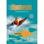 Upstream Intermediate B2 Student Book, Manual de limba engleza pentru clasa a IX-a (1 Editie)