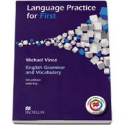 FCE Language Practice for First. English Grammar and Vocabulary 5th edition with Key