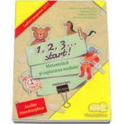 1, 2, 3... Start! Matematica si explorarea mediului clasa pregatitoare semestrul al II-lea.(Cleopatra Mihailescu, Tudora Pitila)