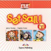 Set Sail 3 DVD-Rom, Curs limba engleza pentru clasa III-a