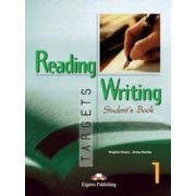 Reading and Writing, Targets 1, Student's Book Curs de limba engleza - Virginia Evans