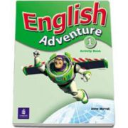 English Adventure, Activity Book, Level 1