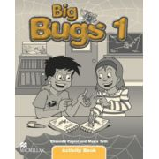 Big Bugs 1, Activity Book, Caietul elevului (Elisenda Papiol)