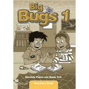 Big Bugs 1, Teachers 's Book - Elisenda Papiol