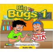 Big Bugs 1, Audio CDs