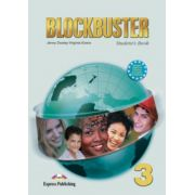 Blockbuster 3, Student Book, Manual de limba pentru clasa VII-a (Virginia Evans )