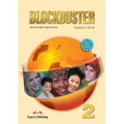 Blockbuster 2, Students book, Manual de limba engleza, pentru clasa VI-a