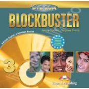 Dvd_Rom, Blockbuster 3, (Curs de limba engleza pentru clasa VII-a)