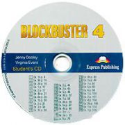 Audio CD, Blockbuster 4. Curs de limba engleza - Jenny Dooley