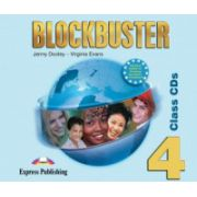 Audio CD, Blockbuster 4 ( Set 4 Cd-uri)