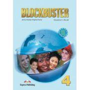 Blockbuster 4, Students Book, Manual pentru limba engleza clasa a VIII-a