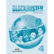 Blockbuster 4 Teachers Book. Manualul profesorului - Jenny Dooley, Virginia Evans