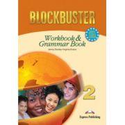 Blockbuster 2, Workbook and Grammar, Manual de limba engleza pentru clasa VI-a