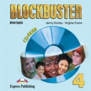 CD-ROM Blockbuster 4, Curs de limba engleza - Jenny Dooley, Virginia Evans