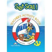 Set Sail 1, Caietul profesorului, Curs pentru limba engleza