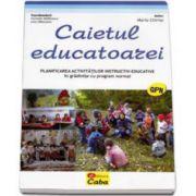 Caietul educatoarei - planificarea activitatilor instructiv educative in gradinitele cu program normal