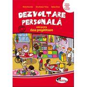 Caiet pentru clasa pregatitoare - Dezvoltare personala