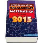 Bacalaureat Matematica M3 M_st-nat