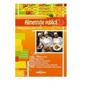Manual clasa a X-a SAM. Alimentatie publica - Stefania Mihai