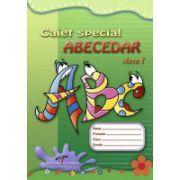 Caiet special pentru Abecedar clasa I
