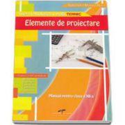 Manual pentru clasa a XII-a la Elemente de proiectare - Ruxandra Noia