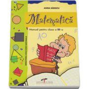 Matematica-Manual pentru clasa a III-a (Anina Badescu)