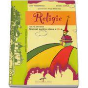 Religie-Manual pentru clasa a III-a. Cultul ortodox - Livia Teodorescu, Anghel Chirila, Mihai Hau