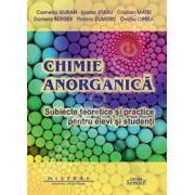 Chimie anorganica - Subiecte practice pentru elevi si studenti