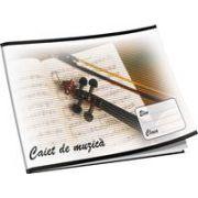Caiet de muzica