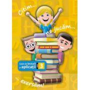 Caiet de lectura - Citim, ne jucam, exersam pentru clasa a III-a