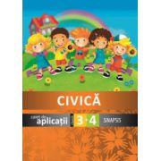 Civica - caiet de aplicatii pentru clasele a III-a si a IV-a