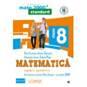 Mate 2000 (2014/2015) pentru clasa a VIII-a - standard