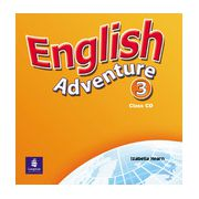 English Adventure, Class CD, Level 3