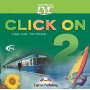 Click On 2 - DVD. Curs de limba engleza pentru clasa VI-a