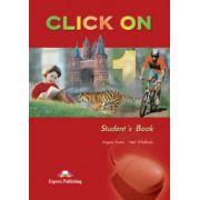 Click On 1, Student Book, (Manualul elevului pentru clasa a V-a )