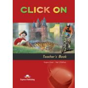 Click On 1, Teachers Book,(Manualul profesorului pentru clasa a V-a)