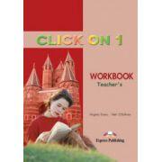 Click on 1, Teachers Workbook(, Caietul profesorului pentru clasa a V-a)