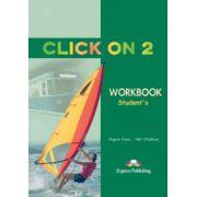 Click On 2, Activity Book, Curs de limba engleza pentru clasa VI-a