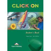 Click On 2, Student Book,(Manualul elevului pentru clasa a VI-a)