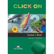 Click On 2, Teachers Book, Manualul profesorului pentru clasa a VI-a