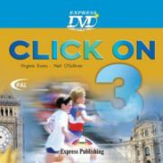 Click On 3. DVD. Curs de limba engleza - Virginia Evans