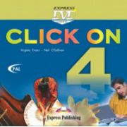 Click On 4. DVD. Curs de limba engleza - Virginia Evans