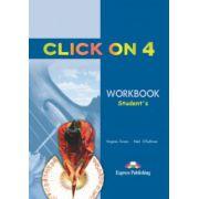 Click On 4, Activity Book,(Caietul elevului pentru clasa a VIII-a)