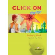 Click On Starter, Student Book. Manualul elevului - Virginia Evans