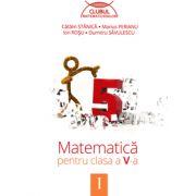 Clubul matematicienilor, (Semestrul I) Matematica pentru clasa a V-a -