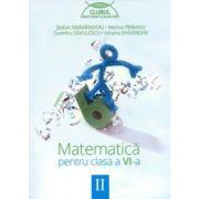 Clubul matematicienilor, Matematica pentru clasa a VI-a (Semestrul II)