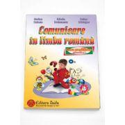 Comunicare in limba romana pentru clasa pregatitoare semestrul I - Corina Palade